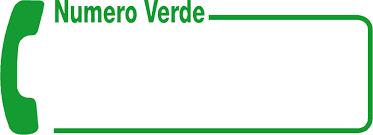 contatti numero verde