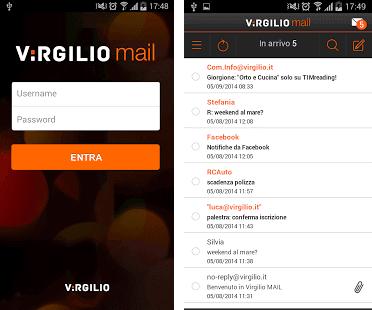 Virgilio Mail Italia